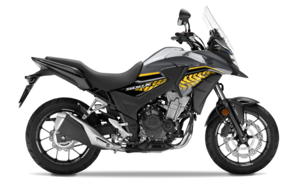 CB500X LAMS approved adventure tourer