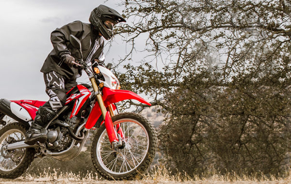 2018 CRF250L ABS $300 off until the end of June