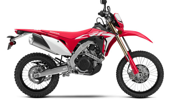 HONDA CRF450L check out the 1.99% finance offer